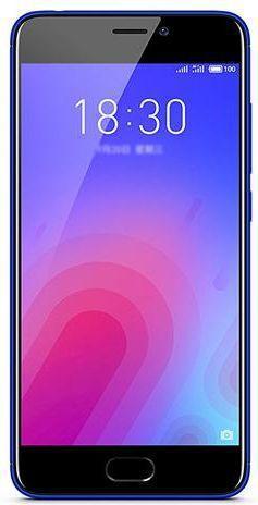 Meizu M6 32GB Niebieski