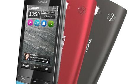 Nokia 500 [TEST]