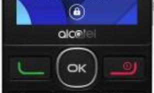Alcatel 20.08G Czarno-srebrny (2008G-3BALCZ1)
