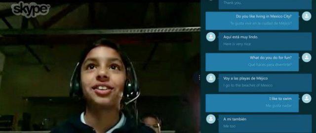 Skype tłumaczenie rozmów w locie