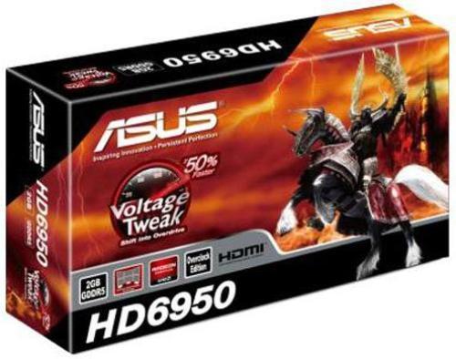 Asus EAH6950/2DI2S/2GD5