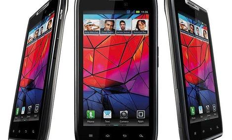Motorola XT910 RAZR [TEST]