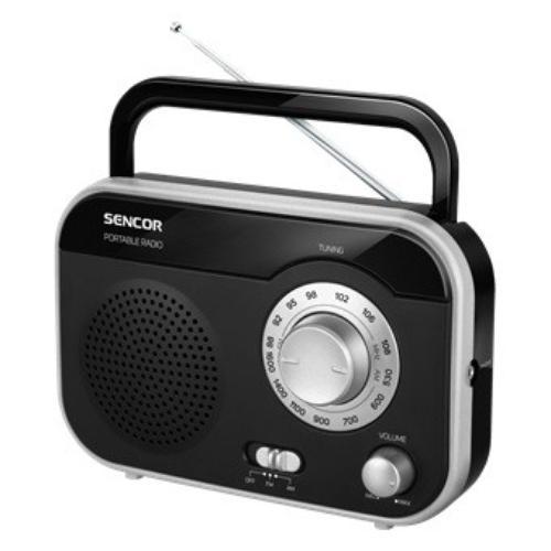 SENCOR SRD 210BS Radio analogowe
