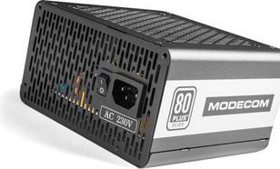 MODECOM MC-600-S88 BLACK 120mm 80+ silver