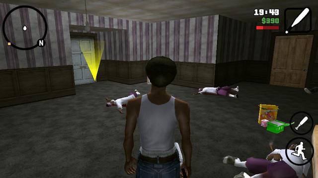 GTA San Andreas fot4