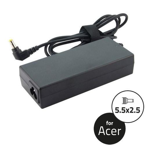 Qoltec Zasilacz do Acer 90W | 19V | 4.9A | 5.5*2.5