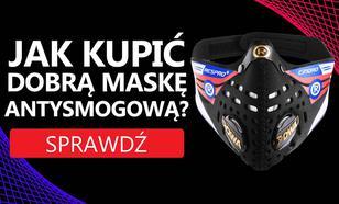 Jak Kupić Dobrą Maskę Antysmogową?