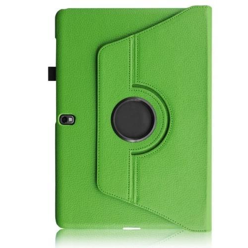 """WEL.COM Etui obrotowe 360° Galaxy Tab Pro 10"""" T520/T521 zielone"""
