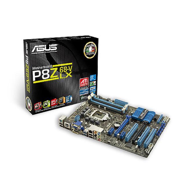 Asus P8Z68-V LX - płyta główna z chipsetem Z68