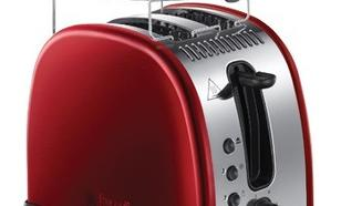 Russell Hobbs Toster Legacy Red 21291-56