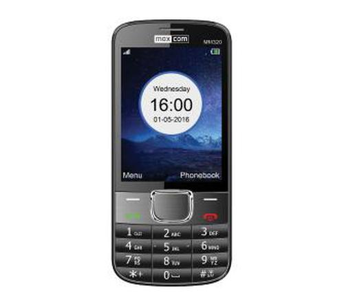 Maxcom Classic MM320 (czarny)