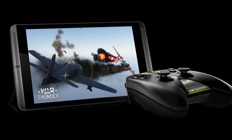 Wojenne Walki Na NVIDIA SHIELD Tablet
