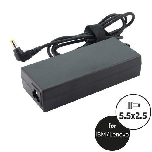 Qoltec Zasilacz do IBM Lenovo 90W | 19V | 4.9A | 5.5*2.5