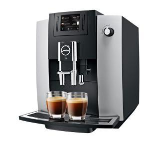 Jura ekspres do kawy E6 Platin +1kg kawy Kraków