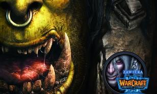CD Projekt Red WarCraft III: Reign of Chaos + WarCraft III: The Frozen Throne Gold Ed. PC PL