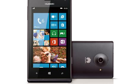 Huawei Ascend W1 - kolejny smartfon z systemem Windows Phone 8