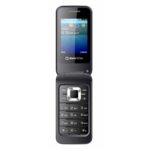 Manta Multimedia TEL2405, czarny