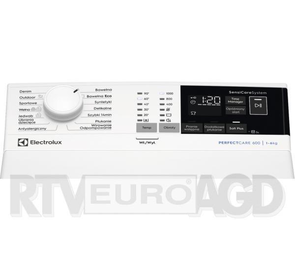 Electrolux EW6T14061P PerfectCare 600