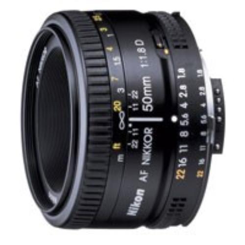 Nikon Obiektyw NIKKOR 50mm f/1.8 AF D