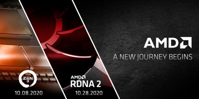 AMD zapowiada prezentację swoich nowych produktów na październik