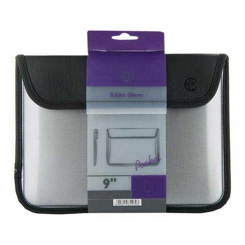 4World Hard Case Pocket   280x215x20mm   9   srebrny