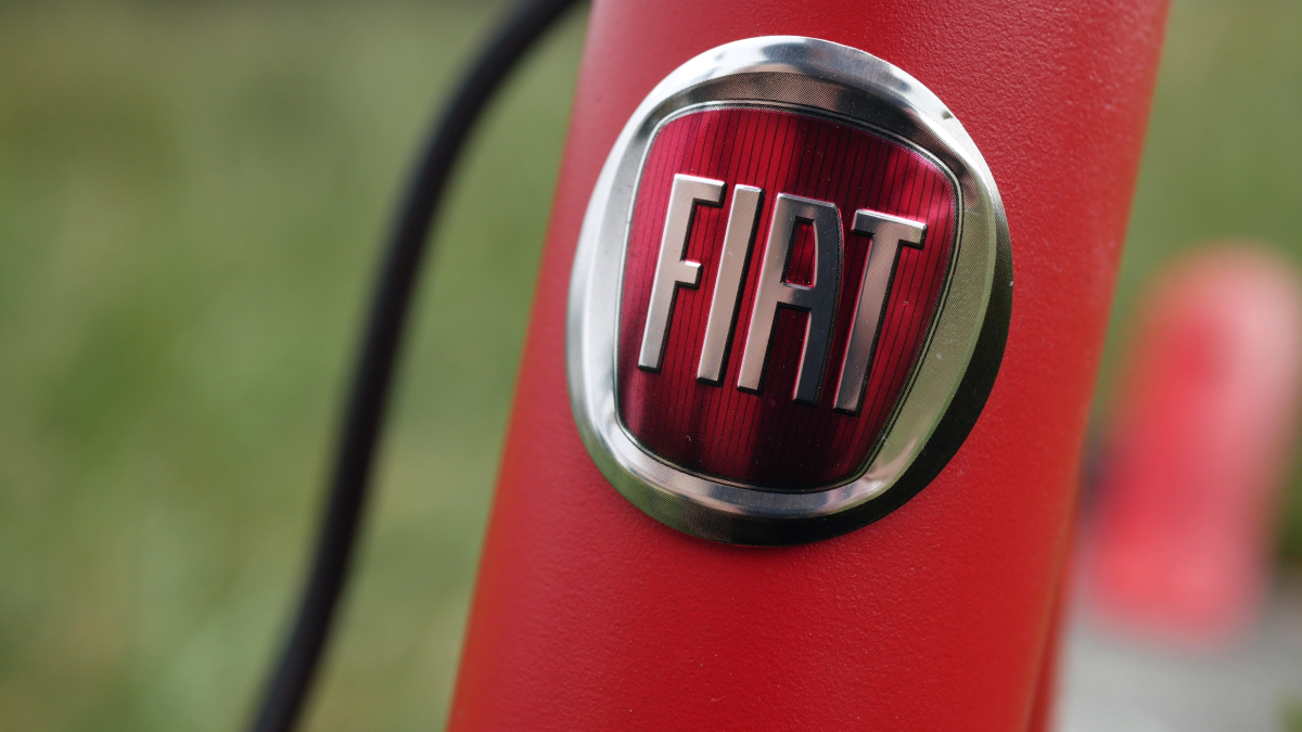 Logo Fiat F500-F85