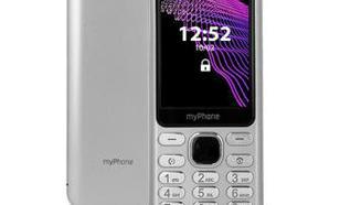 myPhone Maestro (srebrny)