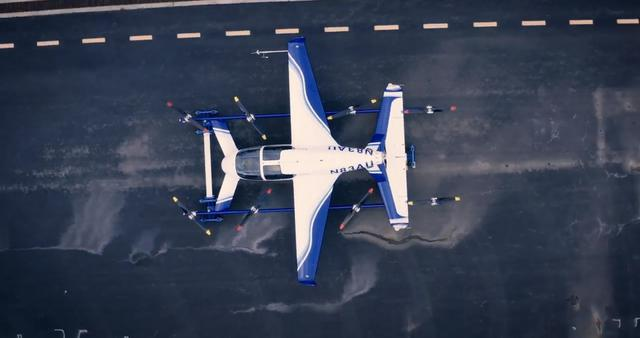 Boeing latająca taksówka