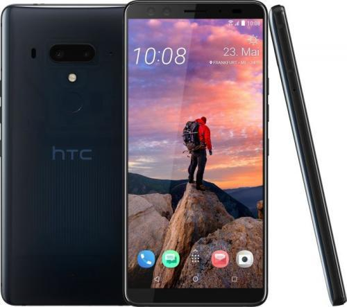HTC U12+ 64GB Granatowy (Nightfall-99HANY030-00)