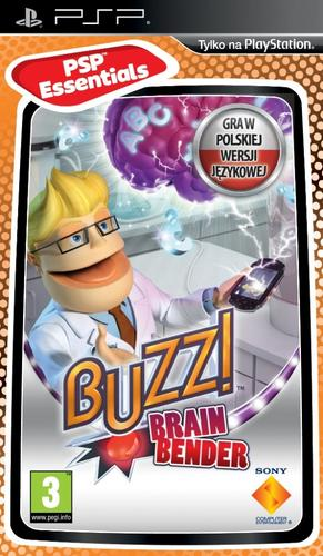 Sony Buzz! Brain Bender PSP Essentials 9176671 PL