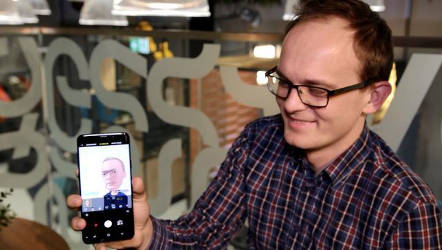 Emoji w Samsung Galaxy S9 +