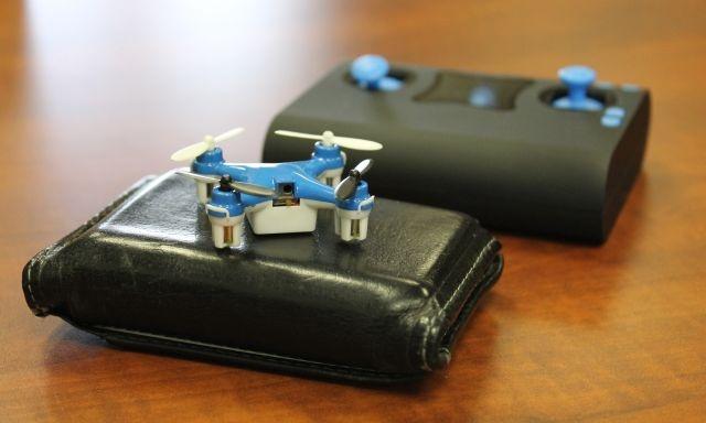 Kieszonkowy Dron - Ciekawy Gadżet Czy Bezużyteczna Zabawka?