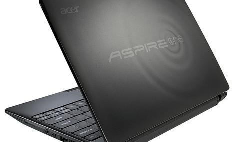 Acer Aspire One 722 - wydajny netbook o cichej pracy