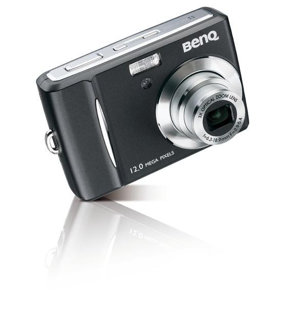 BenQ C1250 i C1255 – kompakty z ISO6400