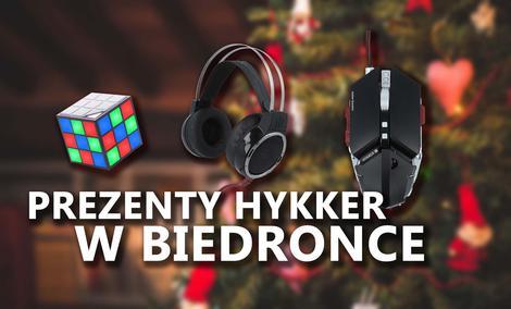 Kolejna Porcja Świątecznych Prezentów od Hykker