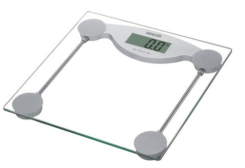 SENCOR SBS 111 do 150 kg / mini WAGA ŁAZIENKOWA