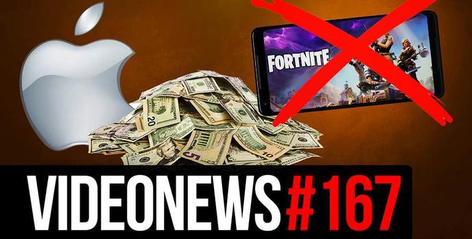 Nowy iPhone X, Stories na YouTube, Fortnite na Androida - VideoNews #167