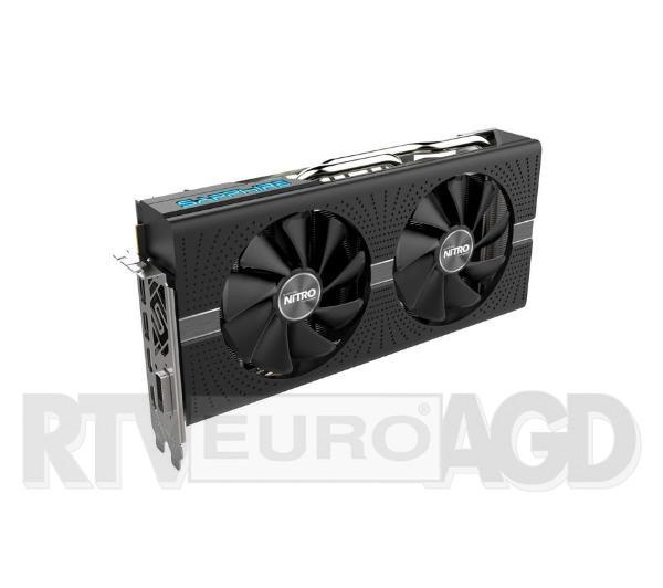 Sapphire Radeon RX 570 NITRO+ 4GB GDDR5 (256 bit), DVI-D, 2xHDMI,
