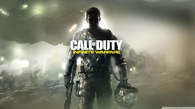 Najlepsze Premiery Gier Listopad 2016 – Call of Duty: Infinite Warfare, Tyranny, Dishonored 2