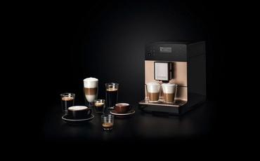 Najcichsza kawa na rynku? Nowe ekspresy Miele