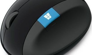 Microsoft Sculpt Ergonomic Mouse (L6V-00005)