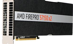 AMD FIREPRO W7100 16GB GDDR5 (256 Bit) Retail - S7150X2 (100-505722)