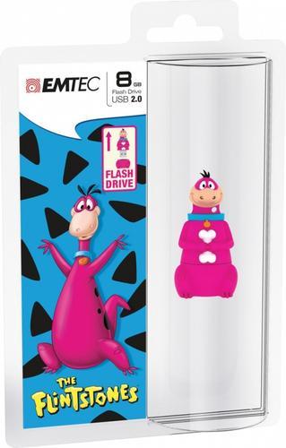 EMTEC Pendrive 8GB Dino HB101 The Flintstones