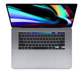 Apple Macbook Pro 16 z Touch Bar 2019 16