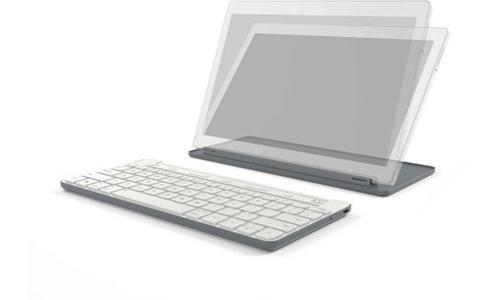 Microsoft Universal Mobile Keyboard - Szara P2Z-00050