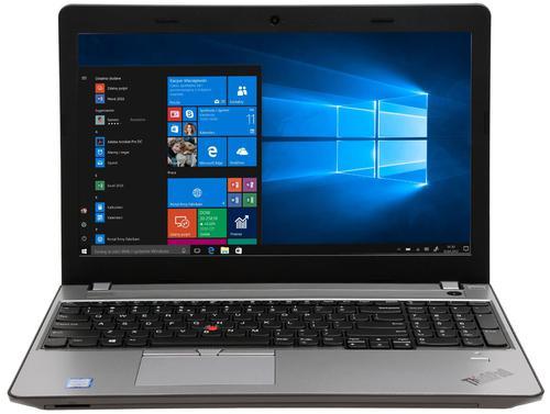 "Lenovo ThinkPad E570 i5-7200U 15,6""MattFHD 8GB DDR4 SSD256_NVMe HD620"