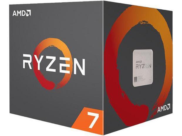 AMD Ryzen 7 2700X - mocny procesor z 8 rdzeniami do streamu