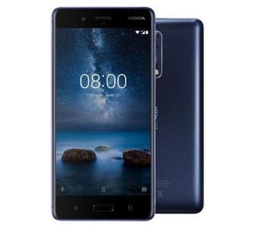 Nokia 8 (niebieski matowy)