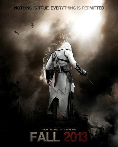 Assassin's Creed The Movie FIlm