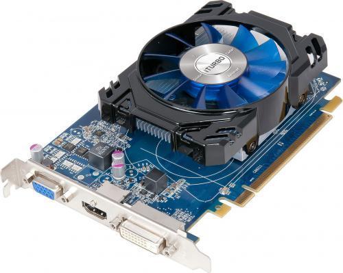 HIS R7 240 2GB GDDR3 (128 bit) HDMI, DVI, D-Sub (H24F2G)